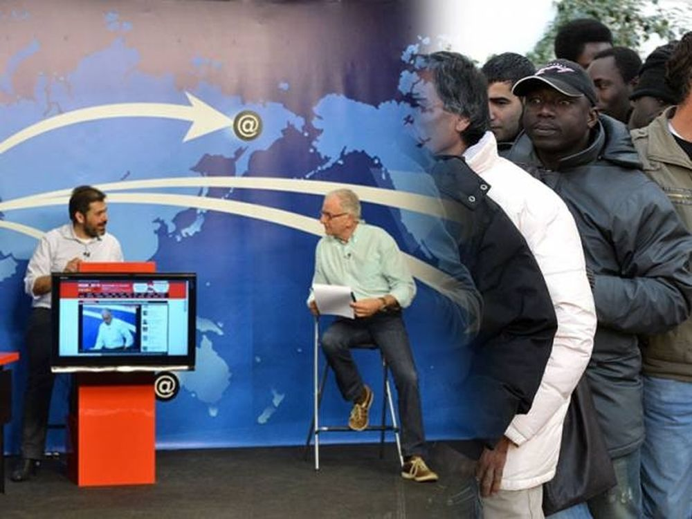 Δείτε live την εκπομπή του Κώστα Χαρδαβέλλα στο newsbomb