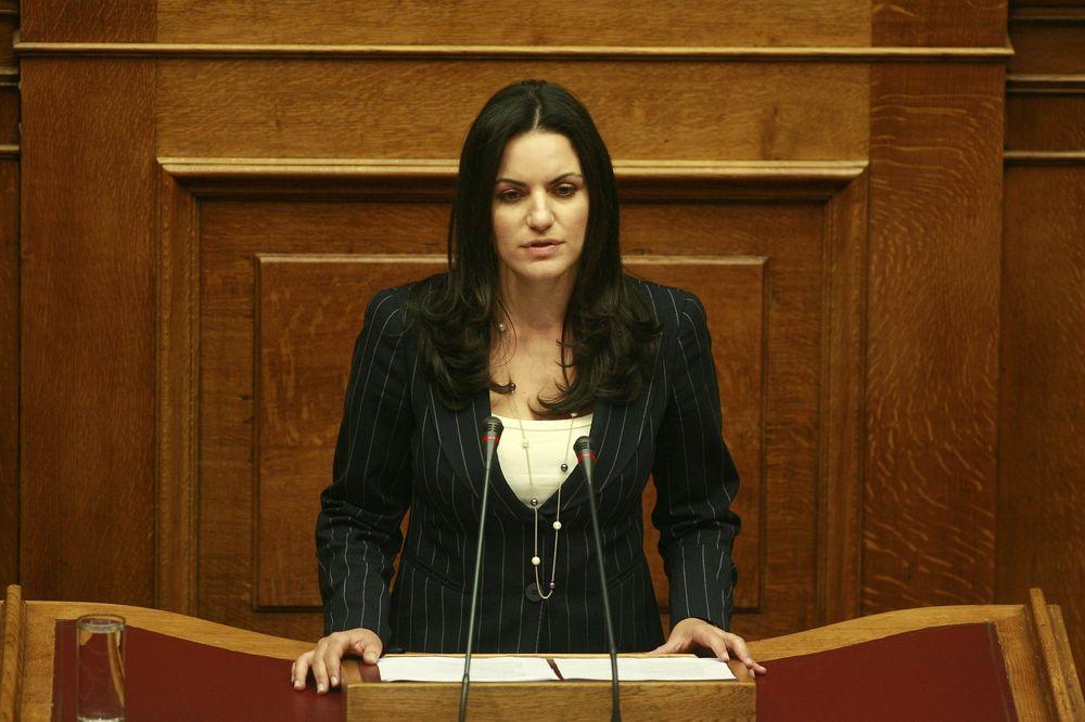 Σε κεντρική εκδήλωση στην Αθήνα η Όλγα Κεφαλογιάννη