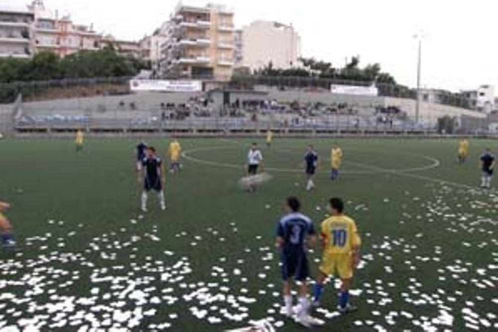 Τουρνουά ποδοσφαίρου στον Δήμο Ηρακλείου