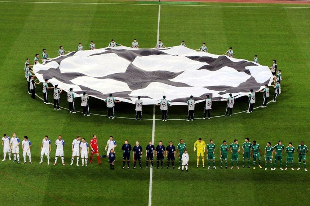 Ισχυρό το «τριφύλλι» στο Champions League!