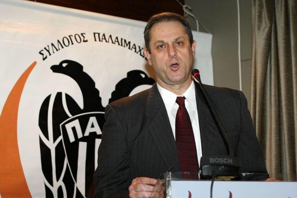 Αναχώρησε για Αμερική ο Σταυρόπουλος
