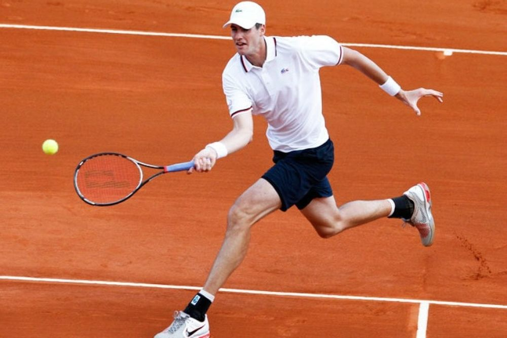 Ο Ίσνερ έκανε το 1-1 στο Davis Cup