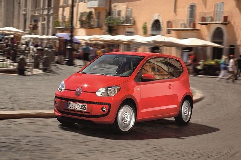 Το VW up! είναι το Παγκόσμιο Αυτοκίνητο του 2012