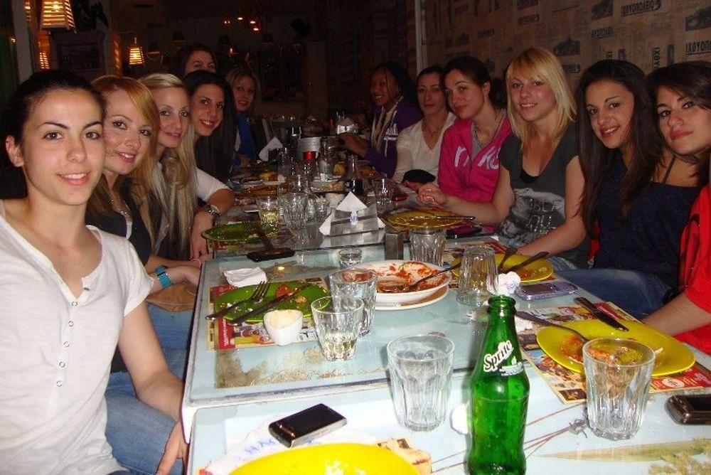 «Γούρικο» το δείπνο των Εσπερίδων (photos)