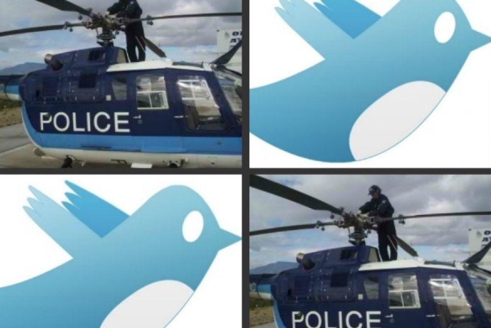 Ενοικιάζονται αστυνομικοί: Χαμός στο twitter...