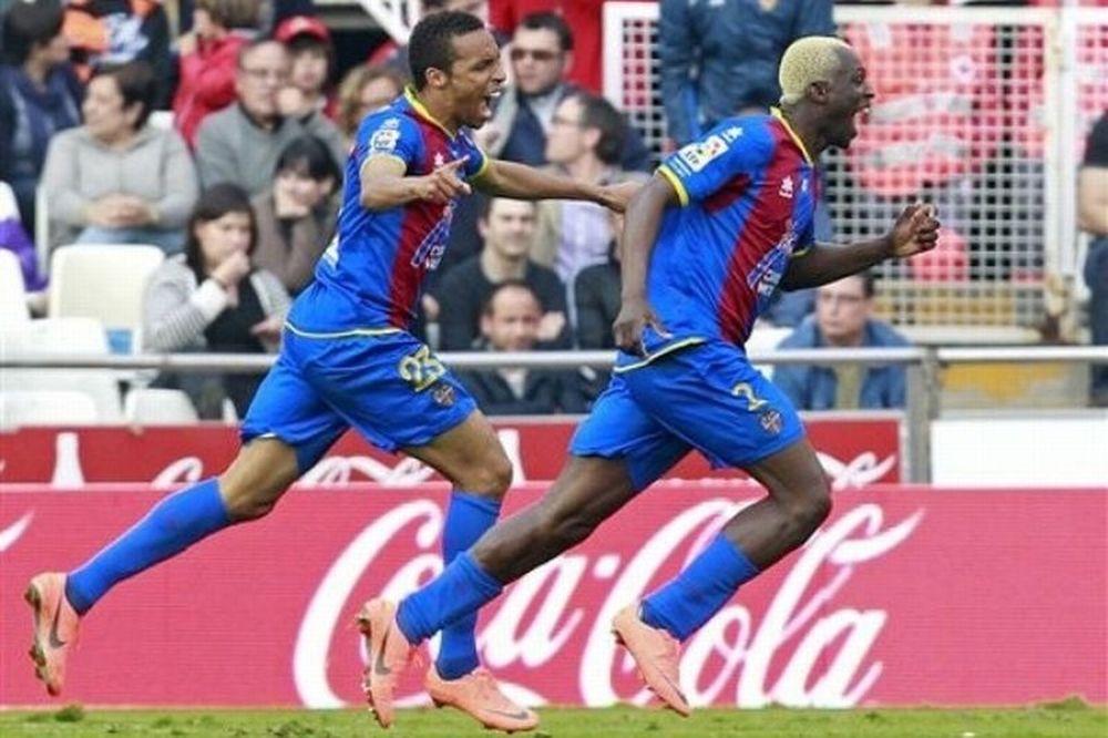 Νέα νίκη για Λεβάντε και… Champions League!
