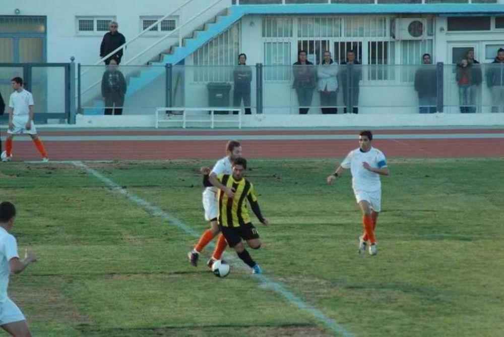 Π.Α.Σ Κλένια - Π.Α.Ο Λουτράκι 0-1