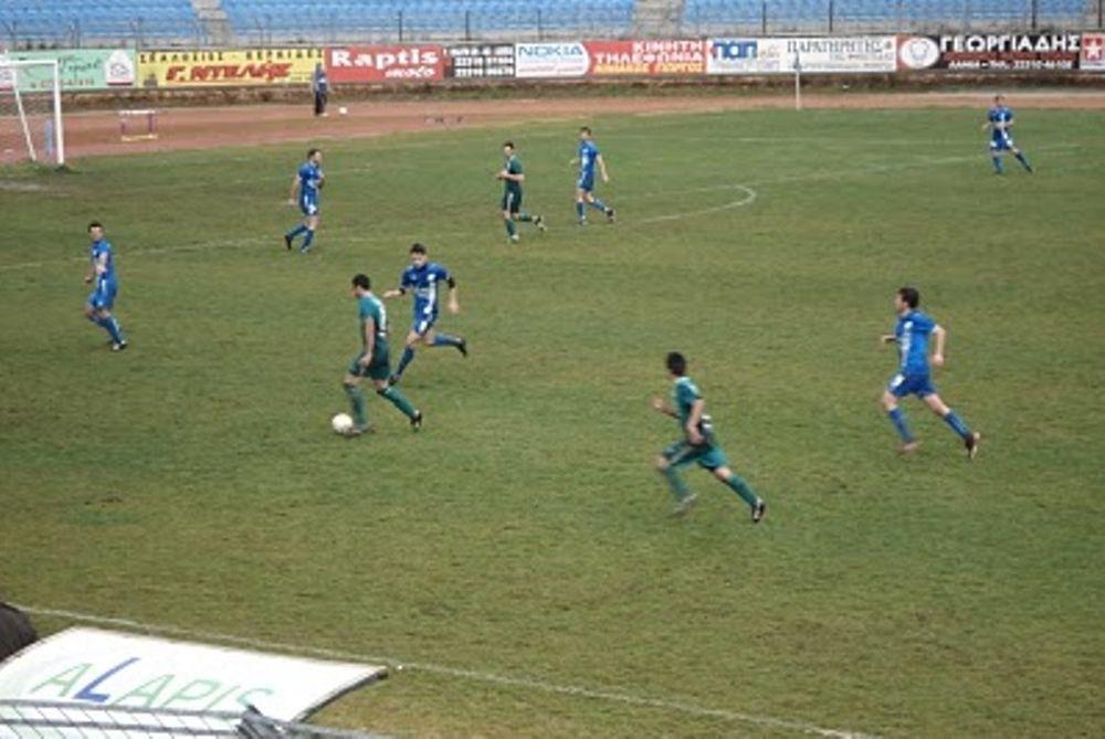 Αγρότης Λιανοκλαδίου - Ελασσόνα 3-1