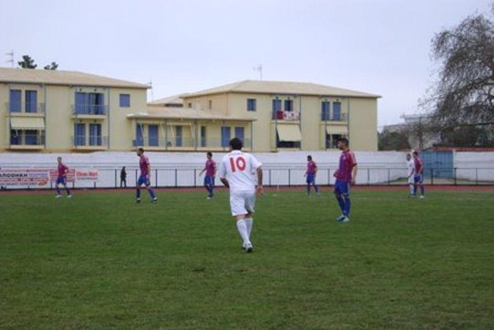 Α.Ε. Μουζακίου - Πυργετός 0-4