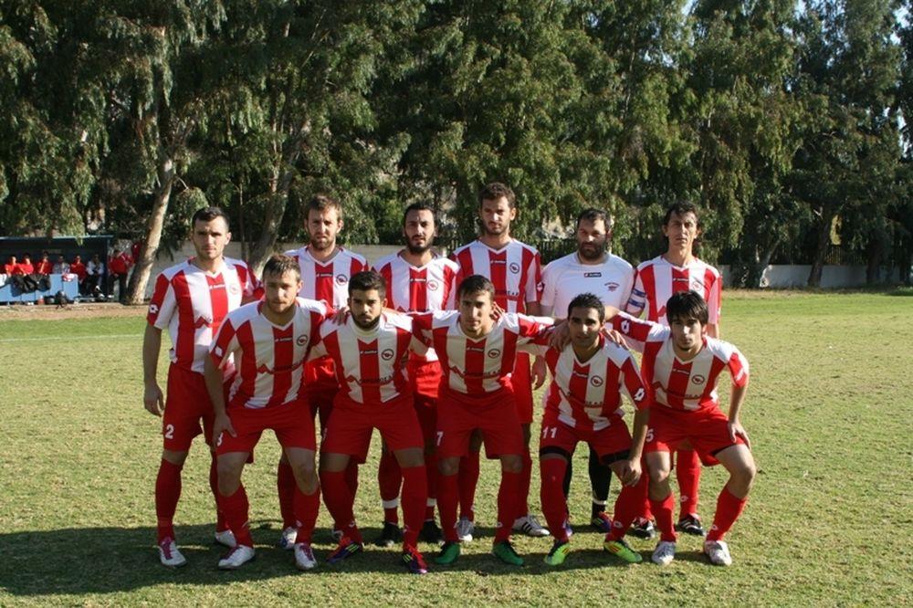 ΑΟ Λουκισίων-Πανναυπλιακός 2011 0-0