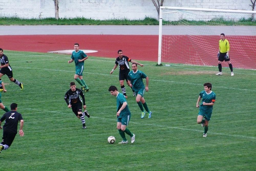 Αλεξάνδρεια-ΠΑΟΚ Αλεξάνδρειας 2-3