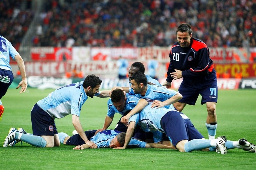 VIDEO: Ολυμπιακός - Κέρκυρα 0-1 (φάσεις και γκολ)