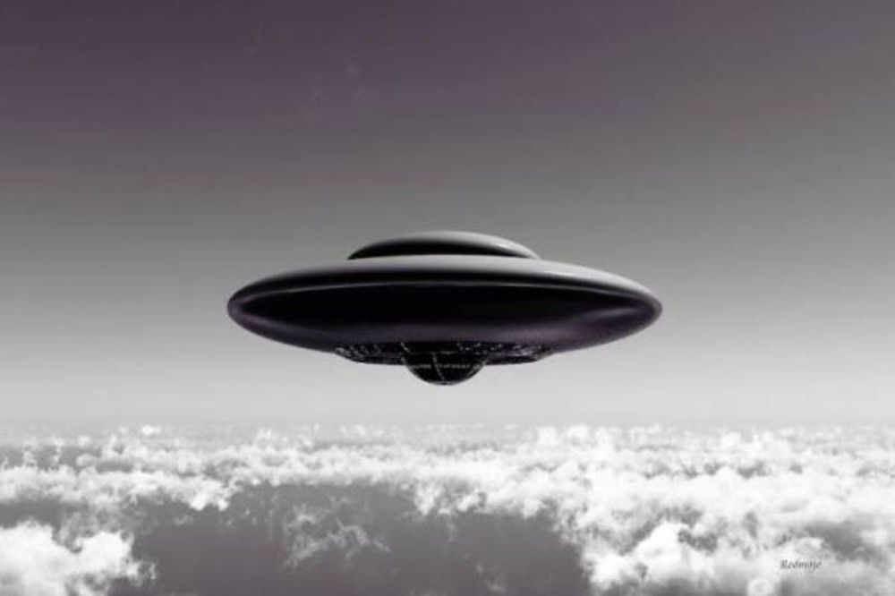 Ένα UFO πάνω από τη Νάπολη (video)