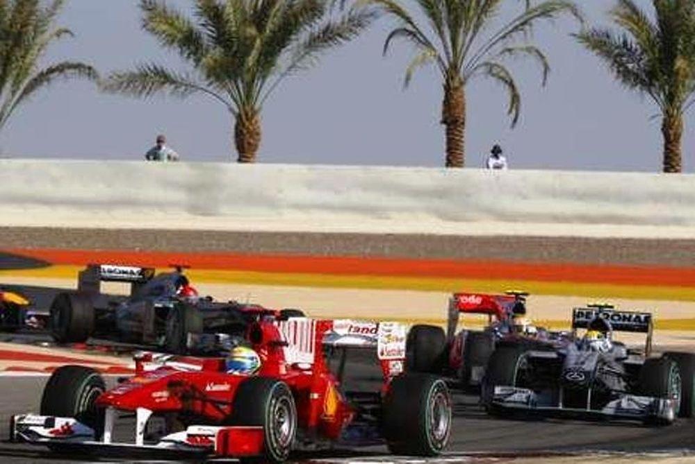 Ανησυχία για το grand prix του Μπαχρέιν