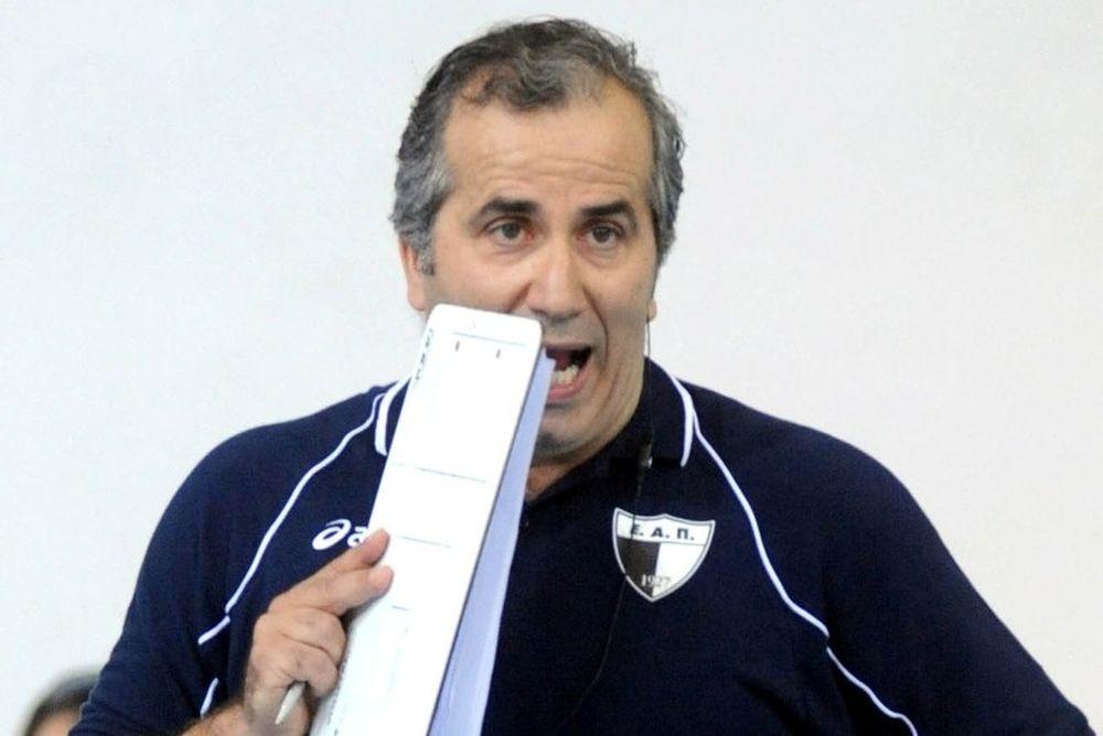 Χριστόπουλος: «Παραιτούμαι αηδιασμένος από τη συμπεριφορά της διοίκησης»