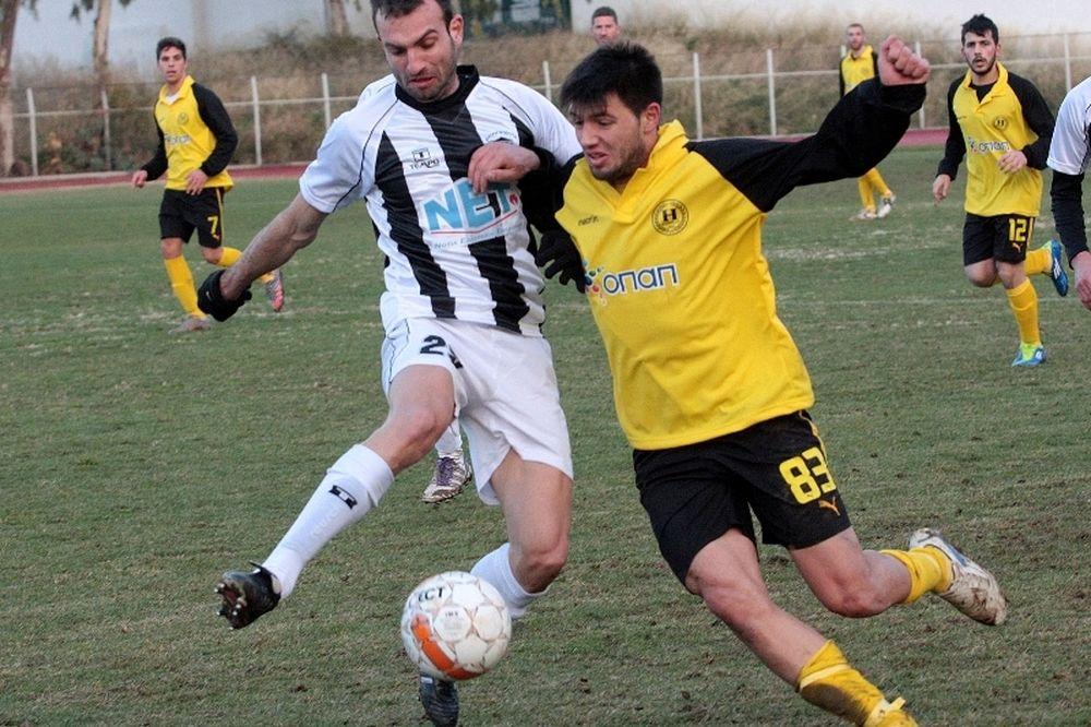 Ψυχογιόπουλος: «Η προσοχή μας στο ματς με Ηλυσιακό»
