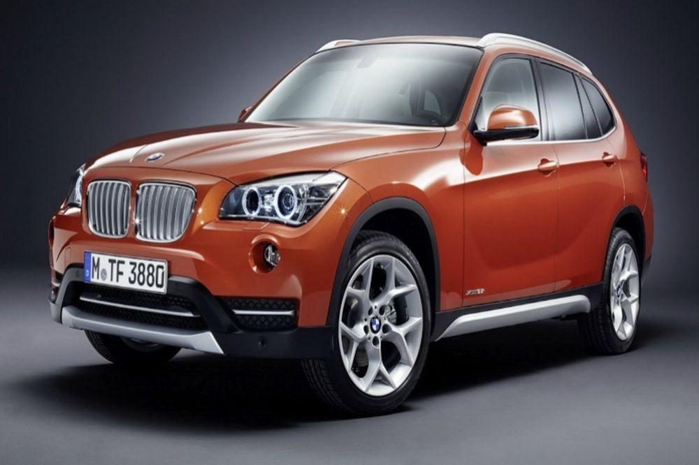 Ανανέωση για BMW X1