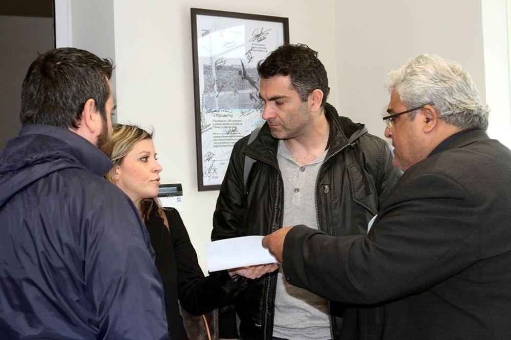 Βεζυρίδης: «Δεν θα ρίσκαρα την καριέρα μου» (photos)