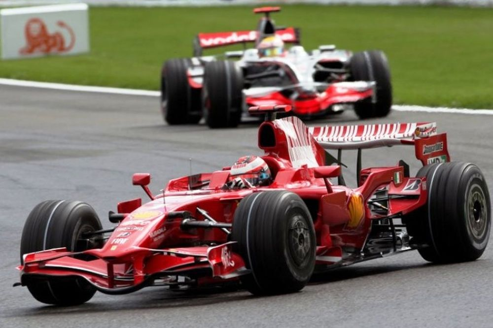 Αναβαθμισμένες οι Ferrari στην Κίνα