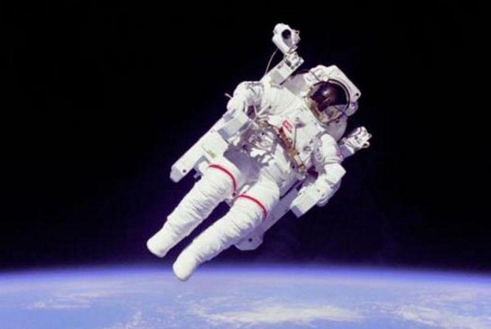 Χαρούμενος και ας μην έγινα αστροναύτης!