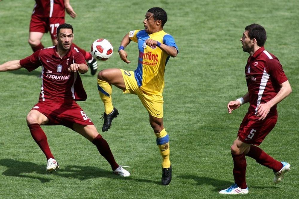 Ισοπαλία (2-2) στο AEL FC ARENA με… χαμένο τον Καλαϊτζίδη