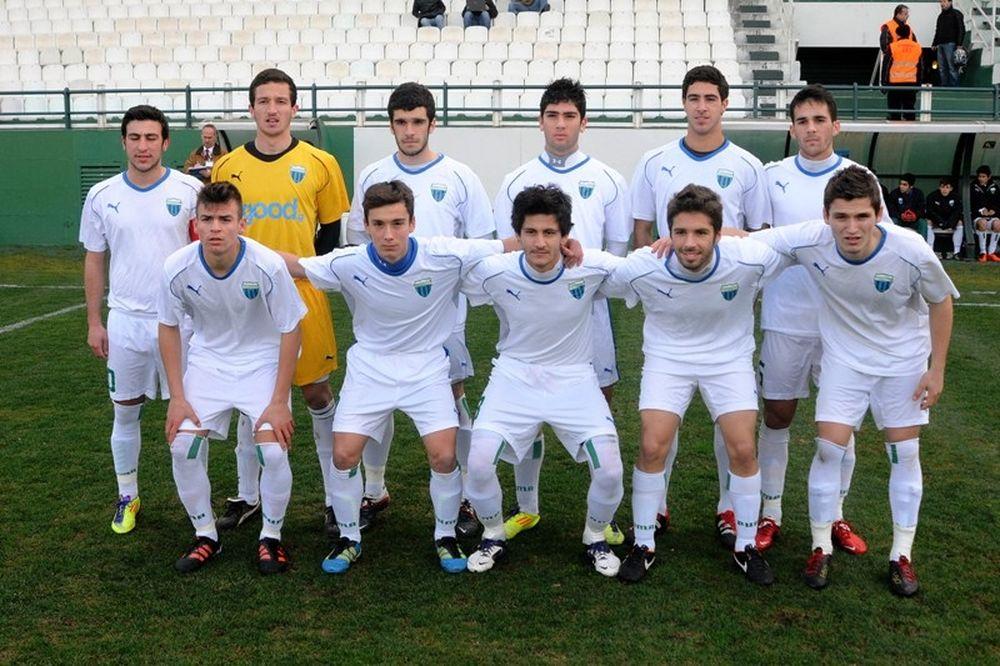 Λεβαδειακός – ΠΑΣ Γιάννινα 0-0 (Κ20)