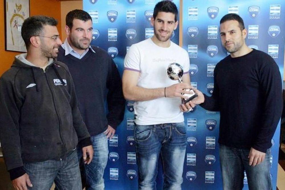 Οικονόμου: «Το Κύπελλο στο Περιστέρι»