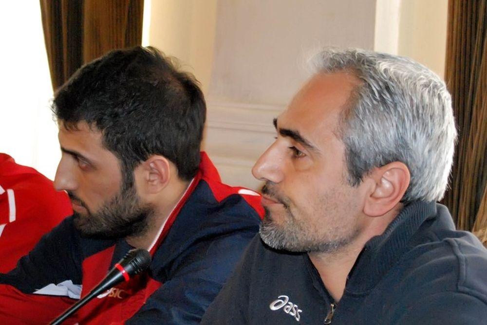 Παρελθόν ο Γιάννης Καλμαζίδης από τον Ολυμπιακό
