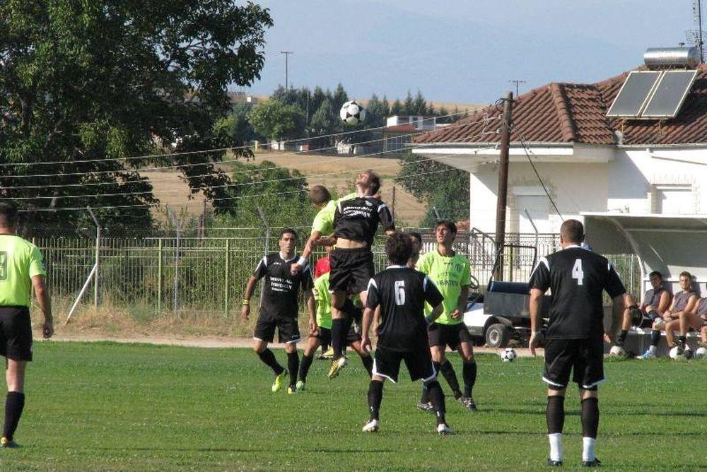 Καστοριά-Περδίκκας 2-3