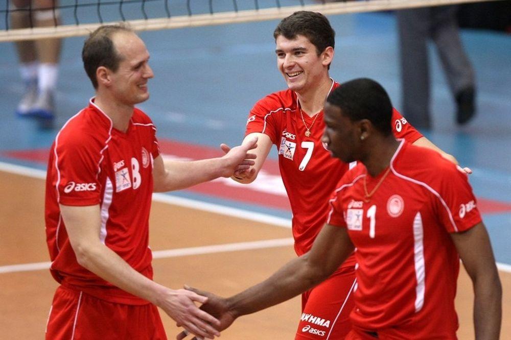 Φιλίποφ: «Ένα μεγάλο ευχαριστώ στον άνθρωπο και προπονητή, Γιάννη Καλμαζίδη»