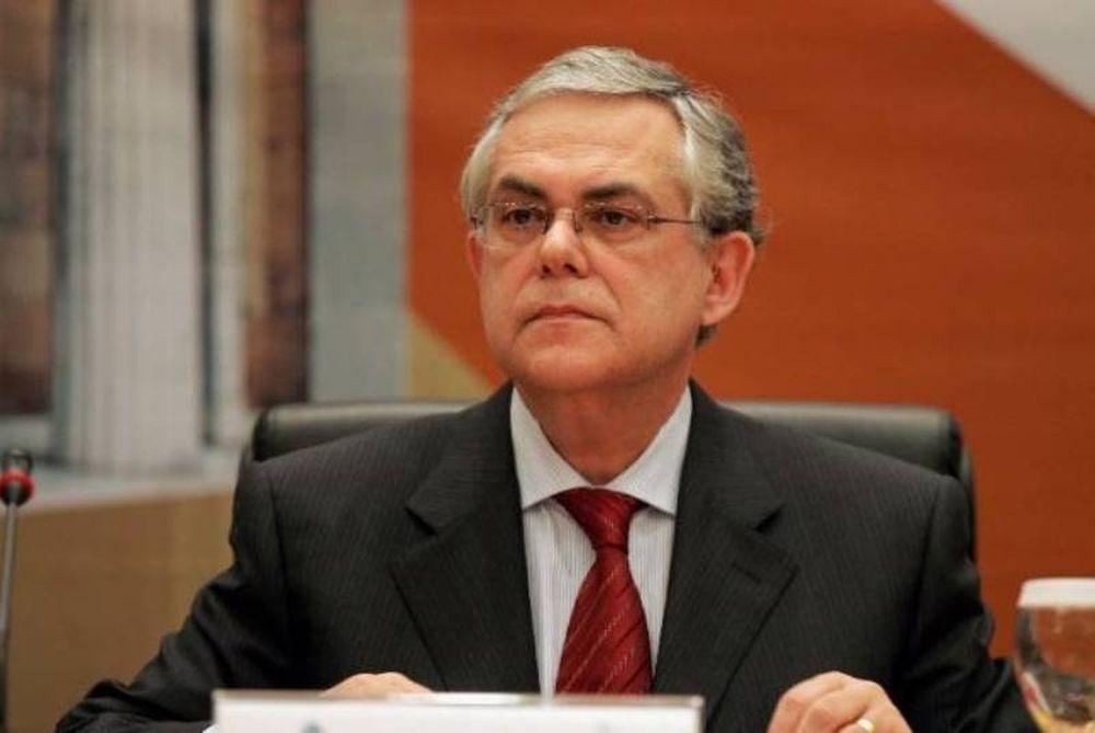 Λ. Παπαδήμος: «Εκλογές στις 6 Μαΐου»