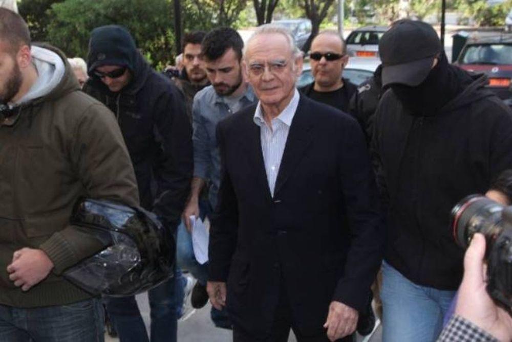 Τσοχατζόπουλος: «Προεκλογικό δώρο η σύλληψή μου»