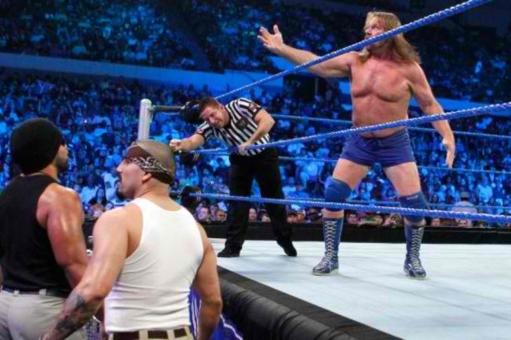 Βραδιά Legends στο SmackDown