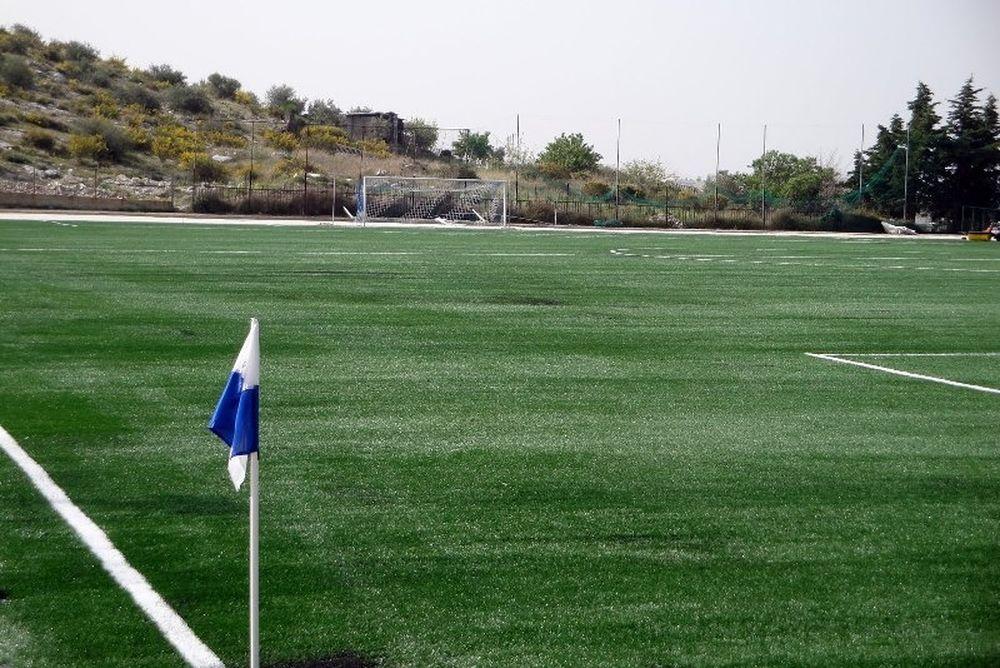Εγκαίνια στο γήπεδο της Τερψιθέας