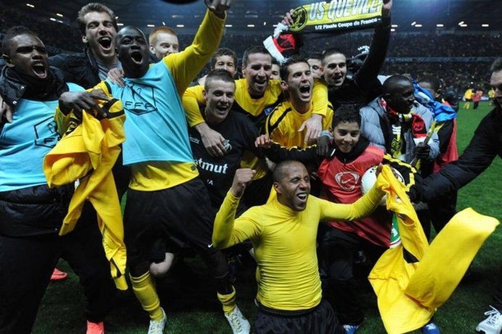 Κεβιγί: Ο… Δαυίδ του γαλλικού ποδοσφαίρου!