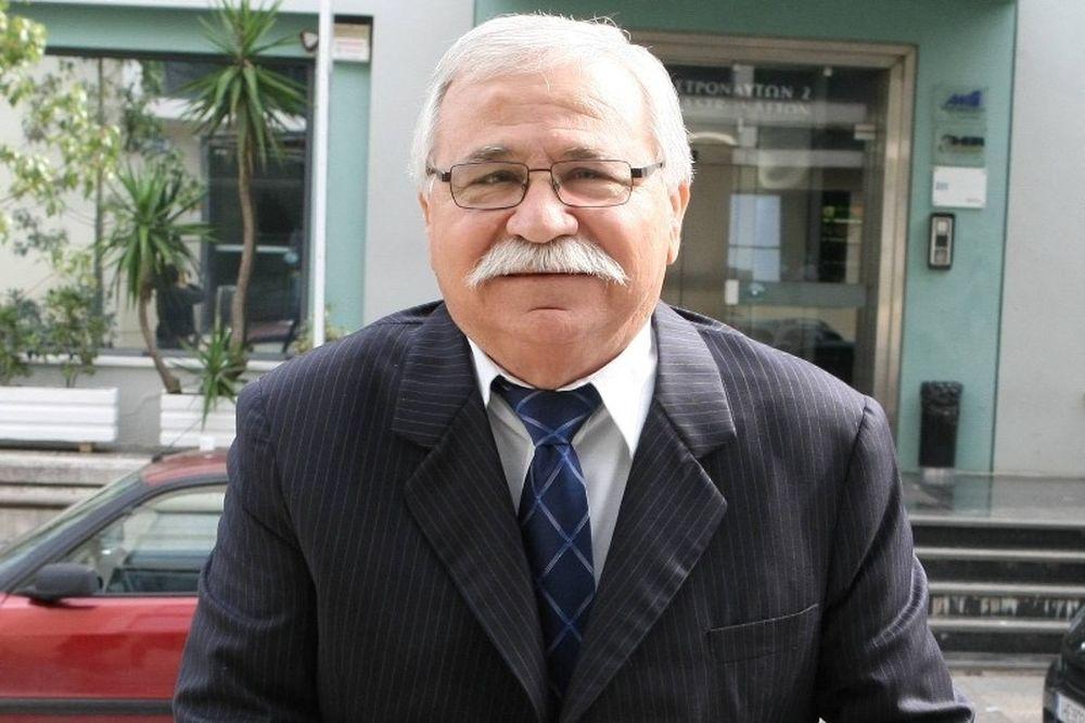 Παπουτσάκης: «Δίνουμε τον υπέρ πάντων αγώνα»