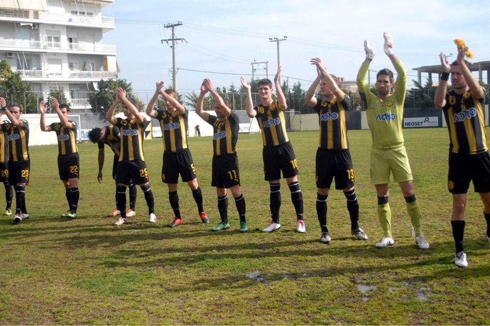 Νίκησε (2-1) Παναργειακό ο Βύζας