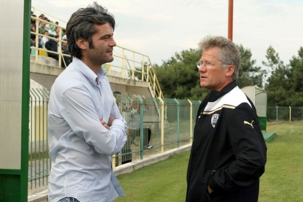 Μπόλονι: «Θετικός για το πλάνο της νέας σεζόν»