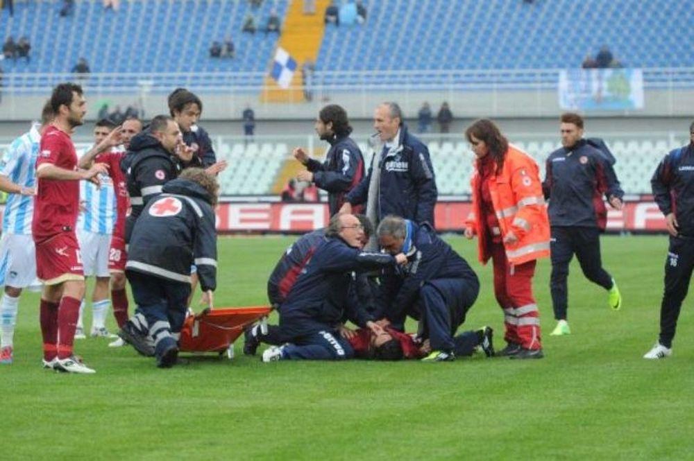 Νεκρός ο Μοροζίνι, θρήνος στην Ιταλία! (video+photos)