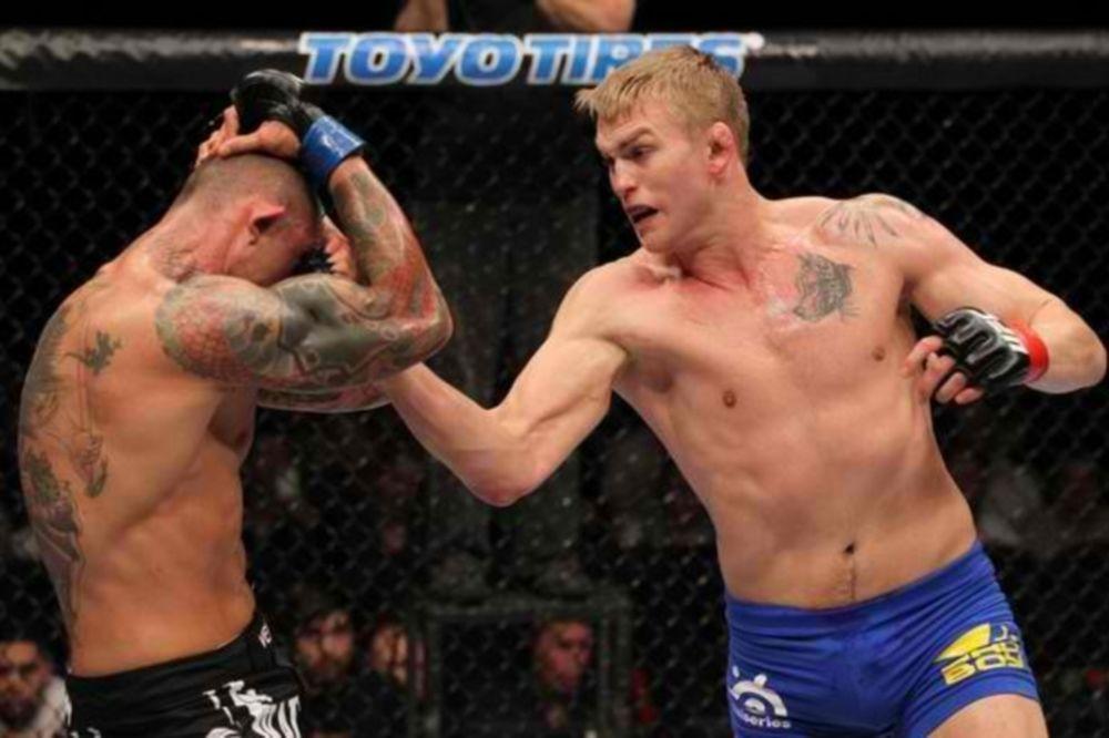 Έδρα ο Gustafsson και δύο KΟs… ολκής στο UFC on FUEL TV 2
