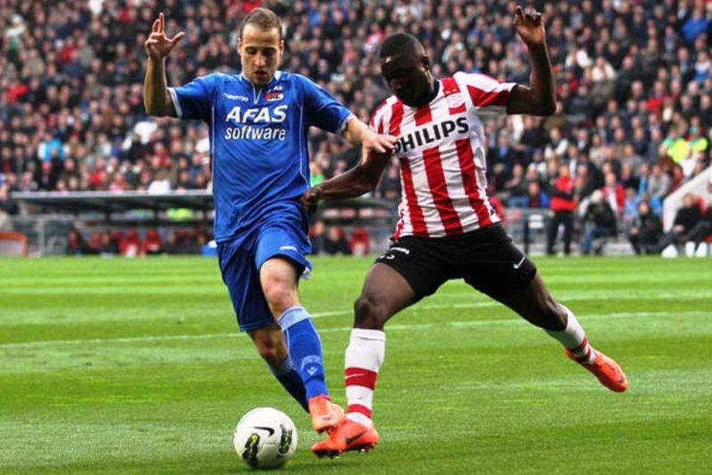 Χαμογέλασε με ανατροπή η PSV!