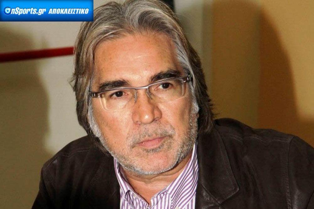 Μπρατσόλης: «Ο Μαρινάκης βοήθησε τις υποδομές της ΕΠΣ Πειραιά»