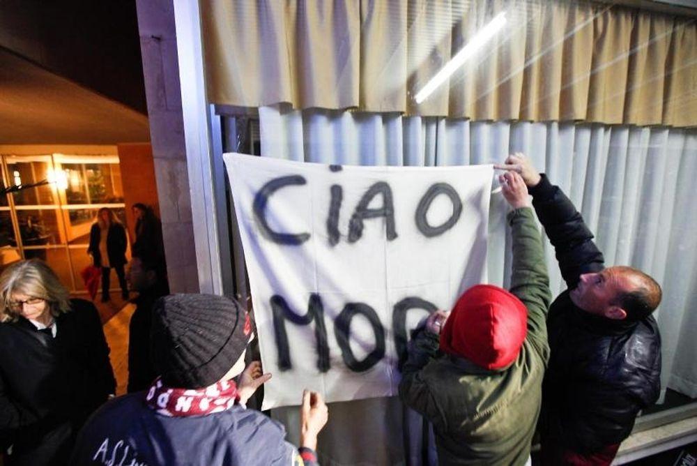 ΑΕΚτζήδικο μήνυμα για Μοροζίνι! (photos)