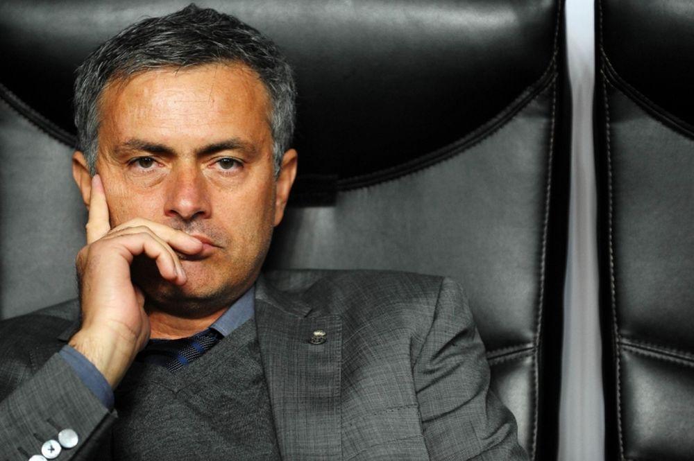 Μουρίνιο: «Σας μιλάω μόνο γιατί μου το επιβάλλει η UEFA»!