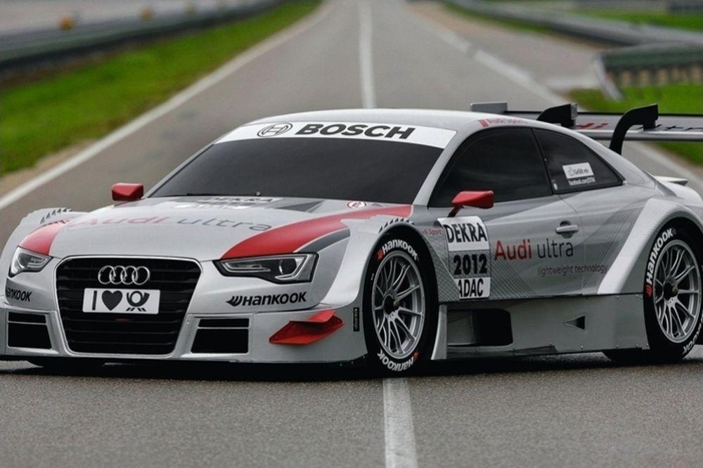 Παρθενική εμφάνιση για τα Audi A5 DTM