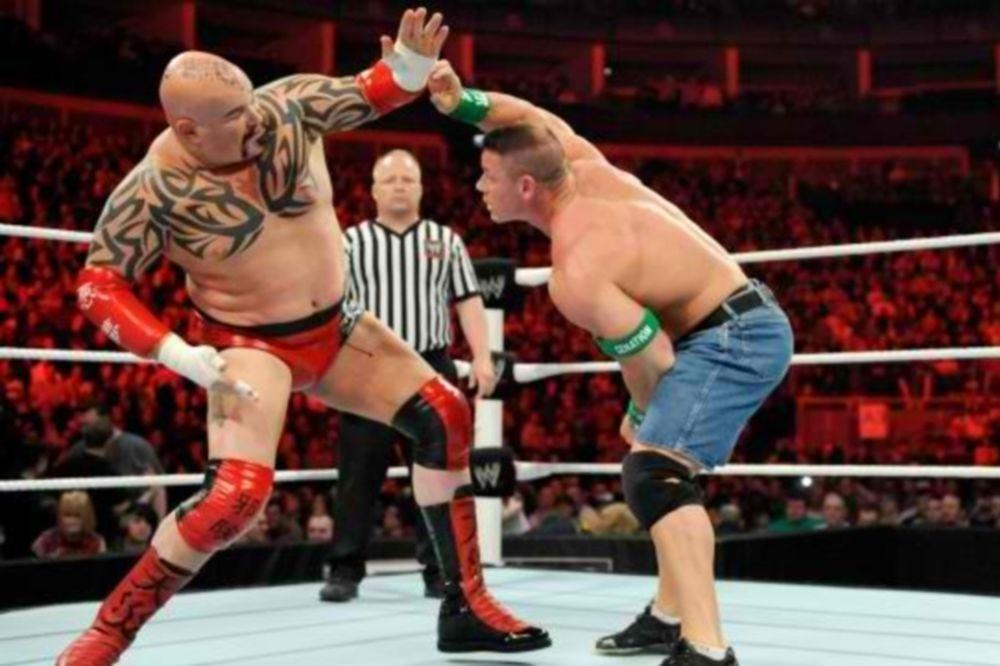 «Έπεσε» πάλι ο John Cena