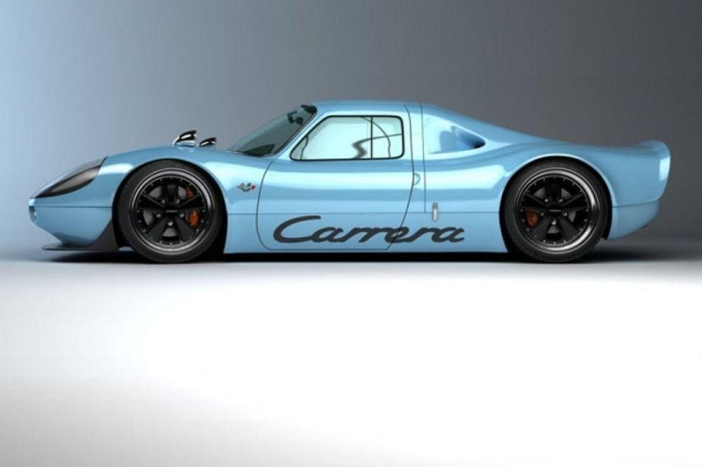 Η ιστορία της Porsche P/904 Carrera