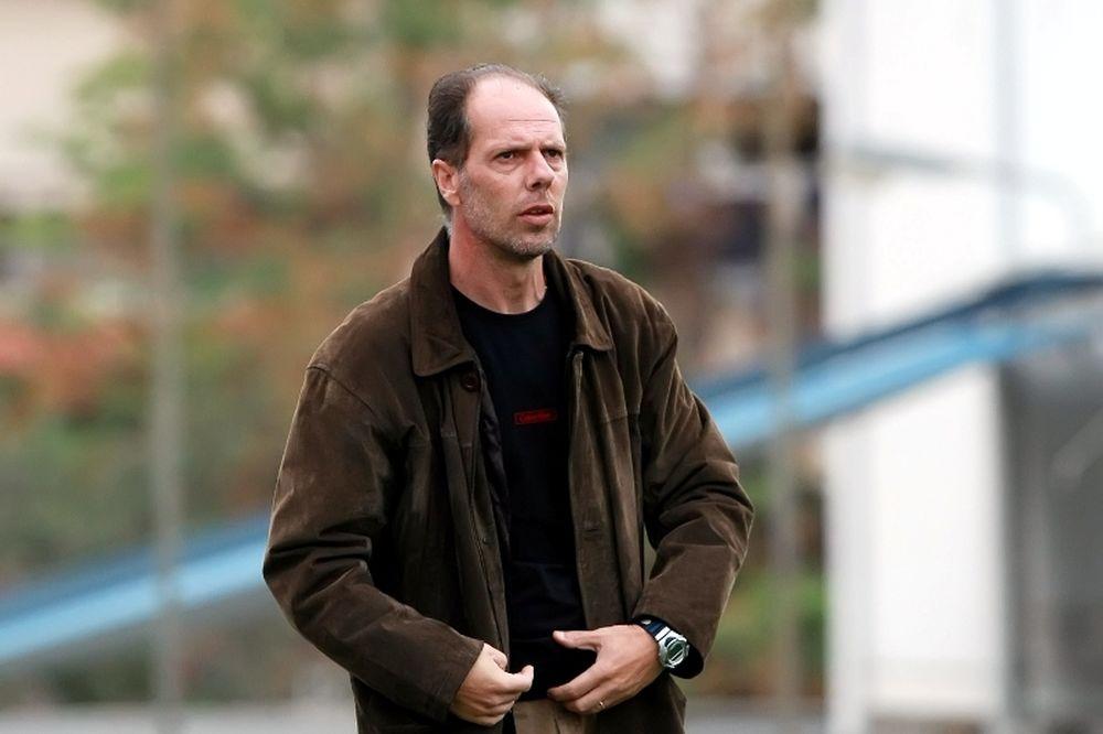 Στη σχολή προπονητών UEFA A' ο Πριόνας