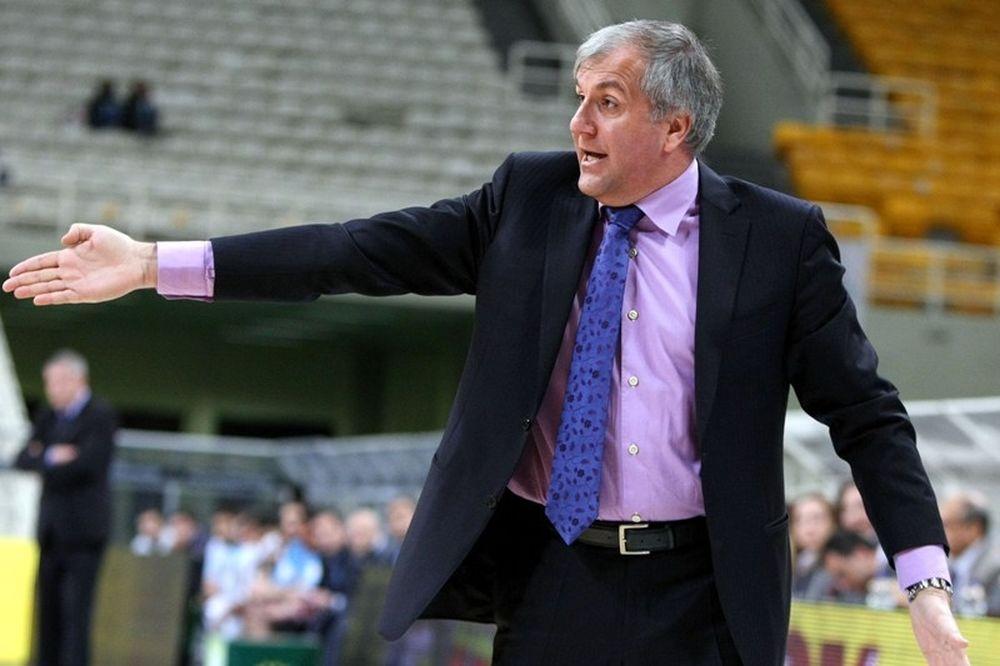 Ομπράντοβιτς: «Να παίξουμε σοβαρά και προσεκτικά»