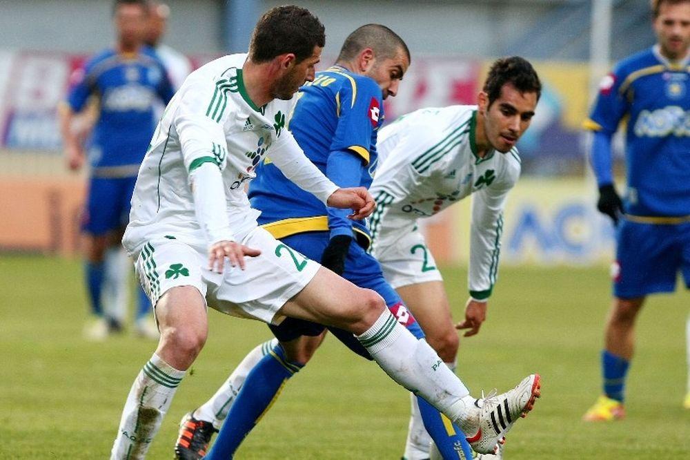 Αξιοπρεπής Παναθηναϊκός, πέρασε και από την Τρίπολη, 2-0 τον Αστέρα (photos+videos)